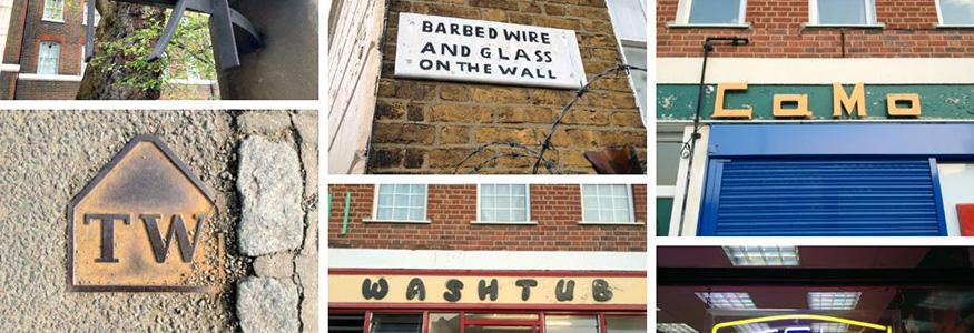 Urban Typography: Treasures in Plain Sight