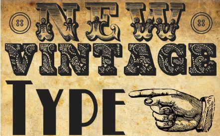 Books: Vintage Typography. Part 1