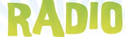 Wednesday Inspiration: Radio Typography
