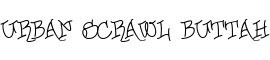 Click for a full preview of Urban Scrawl Buttah free font