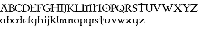 Celtic Garamond the 2nd